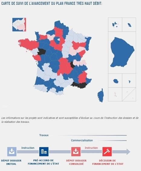 Numérique : le classement des pays européens | Transformation digitale du BTP | Scoop.it