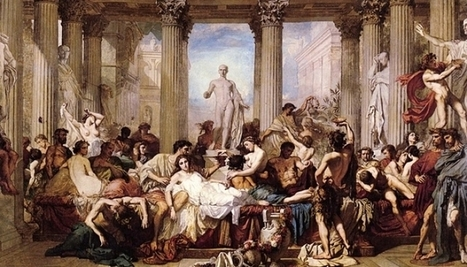 This is how empires collapse - The Online Citizen   ancient Greece and roman collapse   Scoop.it