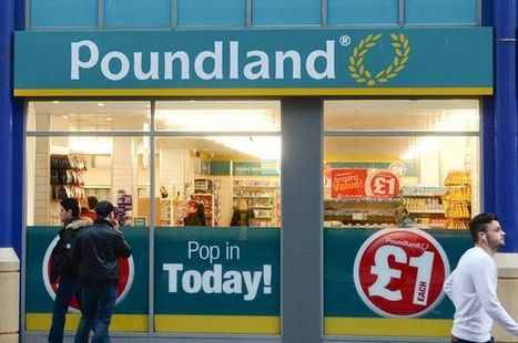 Poundland starts selling things for more than a £1 and it's the last straw | News we like | Scoop.it