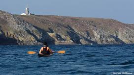 Pagayeur d'Iroise: Au Raz du kayak   Le kayak de mer   Scoop.it