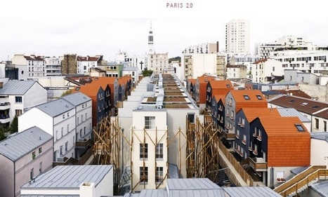 Le nouveau quartier écolo | Paris ZigZag | Insolite & Secret | Revue de Web par ClC | Scoop.it