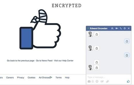 Crypter Facebook : un outil pour crypter vos conversations sur Messenger !   Nouveaux Media et Tech mobile   Scoop.it