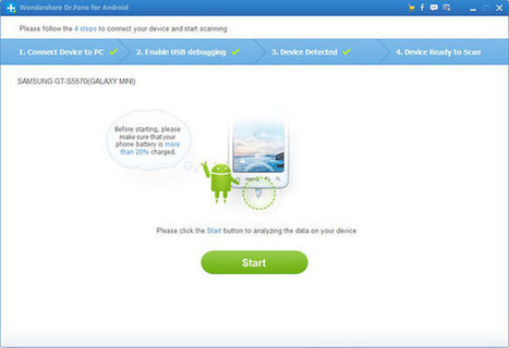 Android Data Recovery: How to Recover Contacts on Android Phones | Recover Deleted Files | Scoop.it