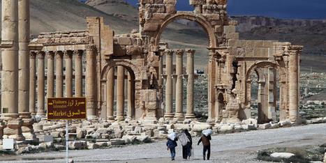 Syrie : le groupe Etat islamique a fait exploser l'Arc de triomphe à Palmyre | Clic France | Scoop.it