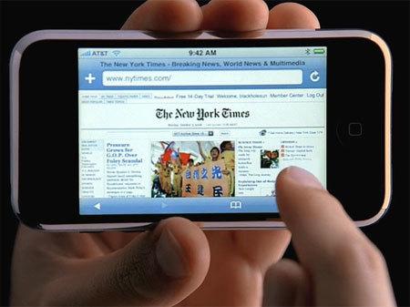 8,5% du trafic de l'internet mondial se fait via un mobile | Web Intantané | Scoop.it