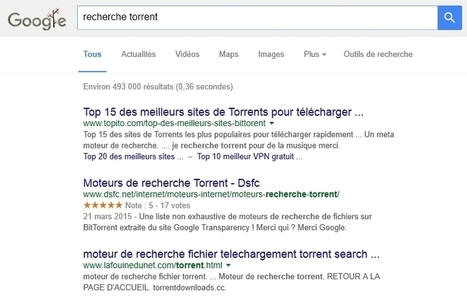 SEO : la fin des étoiles ? | Informatique | Scoop.it