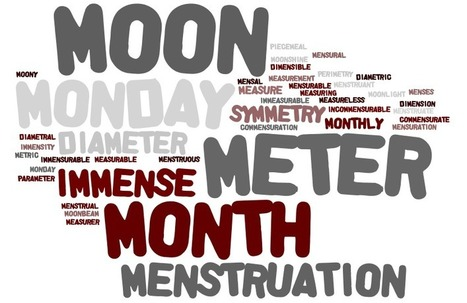 Monday Madness... blame it on the moon | Latin.resources.useful | Scoop.it