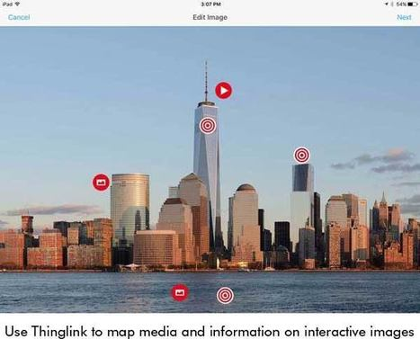 Map Knowledge on Interactive Images | Learning with Mobile Devices | Scoop.it