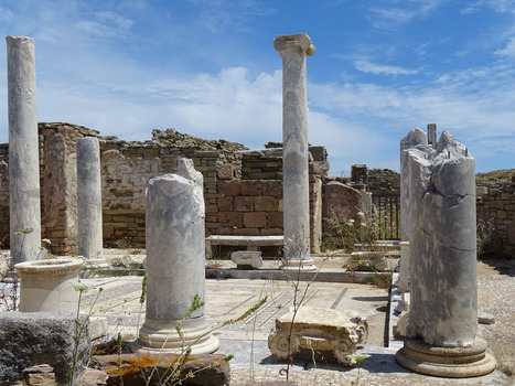 Sacred Delos: Life During Ancient Greece | Visit Ancient Greece | Scoop.it
