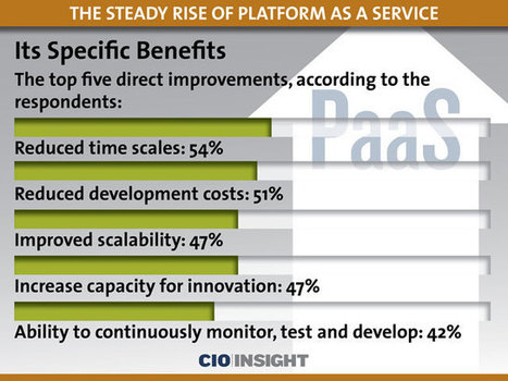 The Steady Rise of Platform as a Service | NBT Cloud Computing Investor | Scoop.it