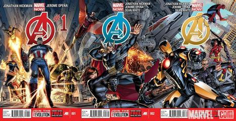So Who Is In The New Avengers Comic Anyway? | Comic Books | Scoop.it