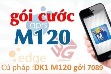 Ưu đãi cực hot khi đăng ký gói M120 mobifone | Dịch vụ Vas | Scoop.it
