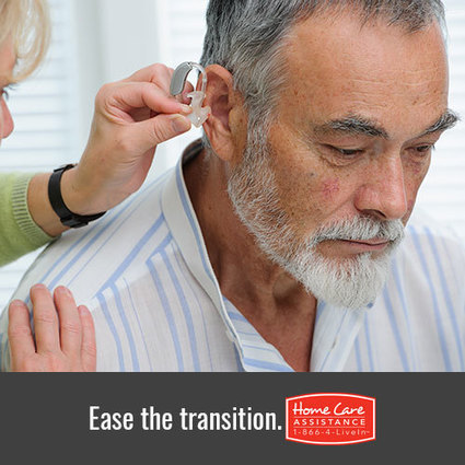 Helping Your Loved One Adjust to a New Hearing Aid | Home Care Assistance of Douglas County | Home Care Assistance of Douglas Couty | Scoop.it