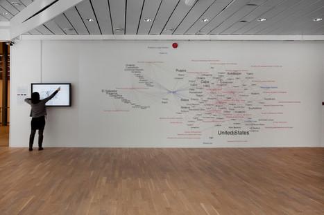 Burak Arikan - New York and Istanbul based artist working with complex networks / #mediaart #dataviz | Digital #MediaArt(s) Numérique(s) | Scoop.it