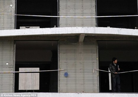£100,000 five-storey homes made using 3D printers | 3D and 4D PRINTING | Scoop.it