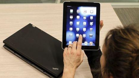Le marché des PC s'effondre faceaux smartphones et aux tablettes   buzz du moment   Scoop.it