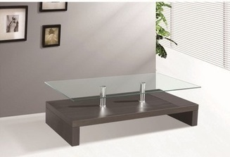 Coffee table, modern glass top, 1200x650x360 | Coffee Tables - Imgur | Furniture Stores Melbourne : Living Room Furniture | Scoop.it