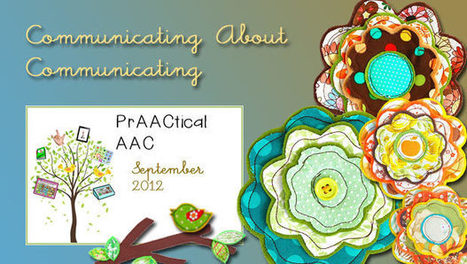 Communicating About Communicating   AAC: Augmentative and Alternative Communication   Scoop.it