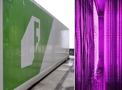 First Freight Farm up and running in Holland | Vertical Farm - Food Factory | Scoop.it