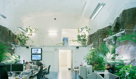 Inspiring Offices: 10 Creative Workspace Environments | inspirationfeed.com | Inspiration & Entertainment | Scoop.it