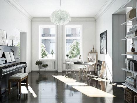 Redécorer son bureau avec des idées déco très simples | Décoration, tendances et bons plans | Scoop.it