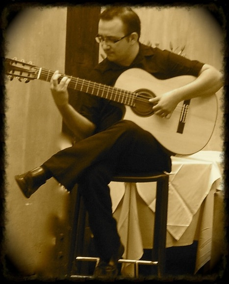 Expert Acoustic Guitarist | Flamenco Guitar Los Angeles | Scoop.it