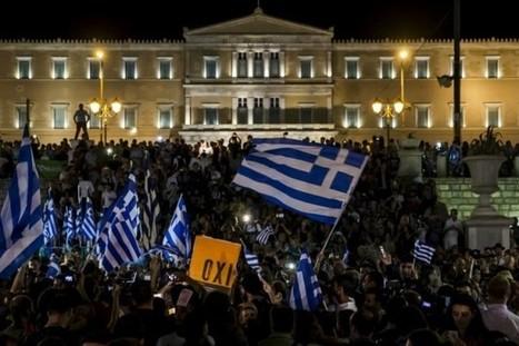 Les Inrocks - Grèce: une page d'histoire | Union Européenne, une construction dans la tourmente | Scoop.it