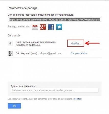 Création d'un mini site Web sur Google Drive | Information documentation, community manager and co | Scoop.it