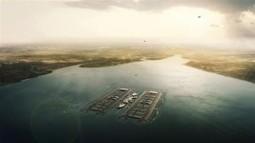 Proponen un aeropuerto flotante para Londres | Tecnologías que podrían facilitarnos la vida... o no | Scoop.it