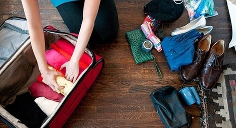 The RIGHT Way to Pack Your Luggage! | Supplements | Scoop.it