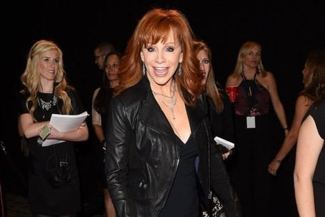 Reba McEntire Uses New Year's Eve to Give Thanks   Country Music Today   Scoop.it