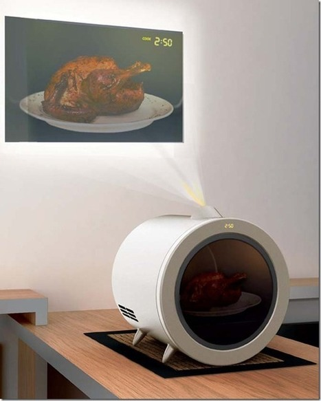 Future Innovation: Concept Microwave   The Jazz of Innovation   Scoop.it