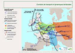Deux atlas sur le transport des marchandises en Europe du Nord – Ouest | Blog Histoire – Géo | Revue de tweets | Scoop.it