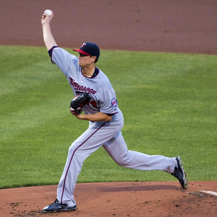 Minneesota Twins Pitcher Kyle Gibson Now Well-Adjusted with Chiropractic | Chiropractic + Wellness | Scoop.it