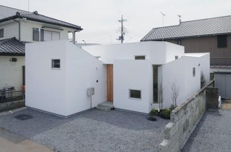 [Tochigi, Japan] HouseM / Hiroyuki Shinozaki Architects | The Architecture of the City | Scoop.it