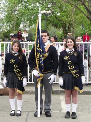Alumnos del Colegio Concepción-San Carlos (Sancarlinos) Esperan Re