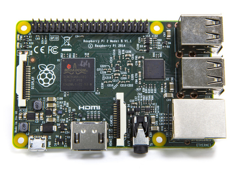 "Raspberry Pi 2 Arrives: 6x Faster, An ""Entry-Level PC"" For $35 