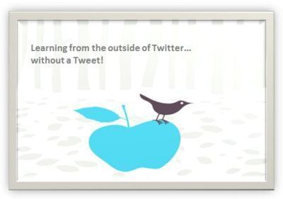 Part 2… Amazing Twitter Secrets For Educators… Twitter For Non Twitter Users… Even Students! | Twitter for Teacher Professional Development | Scoop.it