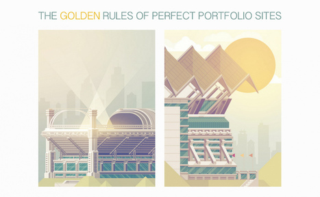 7 golden rules of perfect  portfolio websites | Designer's Resources | Scoop.it