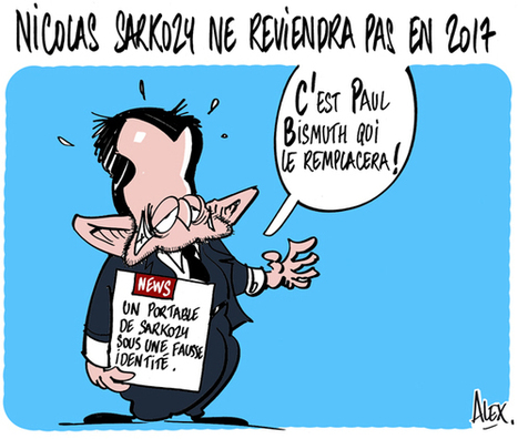 Le retour de Nicolas ? | Baie d'humour | Scoop.it
