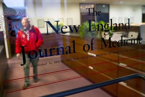 New England Journal of Medicine increasingly targeted by critics - The Boston Globe | Funding, Careers and Communication in Science Research | Scoop.it