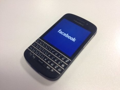 Facebook is Also Dropping Support For BlackBerry | Bloggers Tips | Scoop.it