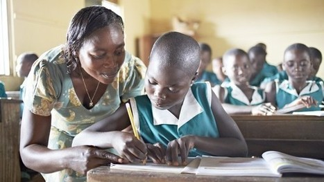Girls' education in Africa boosted by pioneering alert technology | FT.com | Internet Development | Scoop.it