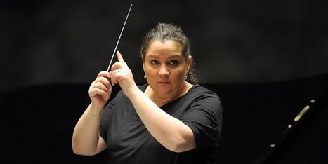 Zahia Ziouani, chef d'orchestre sans frontières - Francetv info   Saint-Denis remonte sa flèche   Scoop.it
