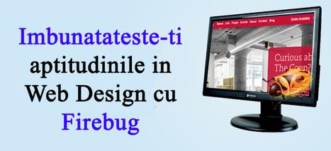 Îmbunătăţeşte-ţi Aptitudinile în Web Design cu Firebug   Web Design, SEO, Marketing   Scoop.it