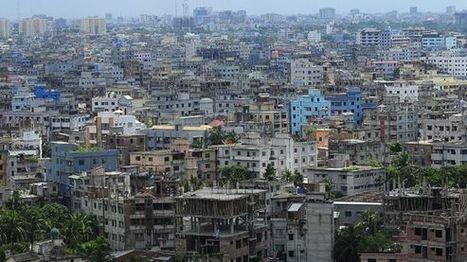 Metropole Dhaka: Ordung für chaotisch wuchernde Megacitys | urbanism and urban governance | Scoop.it