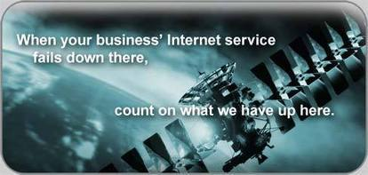 Disaster Recovery | Backup Internet for Business - Skycasters | Satellite Internet Services | Scoop.it