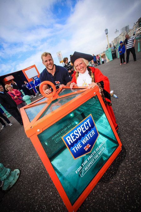 The RNLI 'Respect the Water' campaign   National Water Safety   brighton togs   Scoop.it