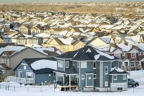 Calgary Home Market Struggles With Oil Bust | EconMatters | Scoop.it
