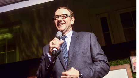 Variety | Kevin Spacey Stages a 'Frank Underwood Super PAC' Benefit Concert 9/30/14 | Ovation Executives | Scoop.it
